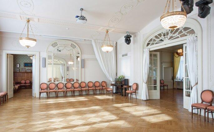 особняк Кочубея, Большой зал