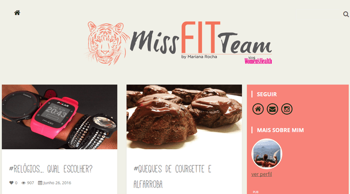 Miss Fit Team by Mariana Rocha