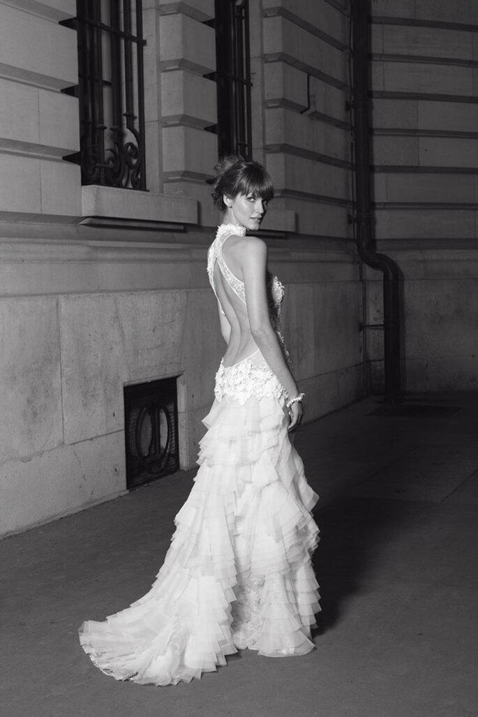 Robe de mariée Les privées Cymbeline 2011 - Egerie