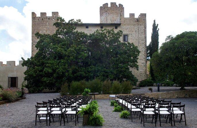 Foto: Castillo de Vilassar de Dalt