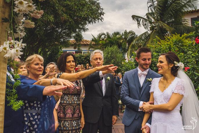Benção noivos