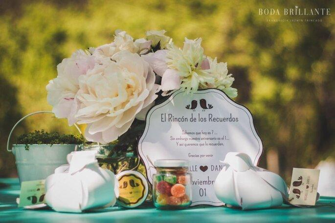 Boda Brillante Wedding Planner