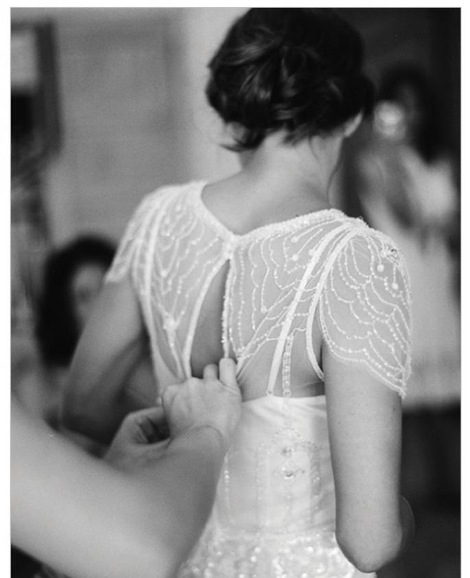 Protocolo y etiqueta para novias - Foto Erick Kelley