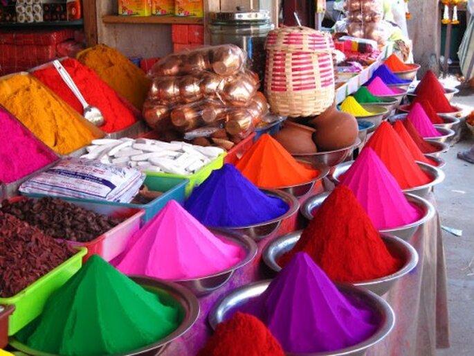 Lassen Sie sich von intensiven Farben, Gerüchen und Geschmäckern verzaubern. Foto: Enchanting Travels