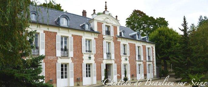 Château de Beaulieu sur Seine