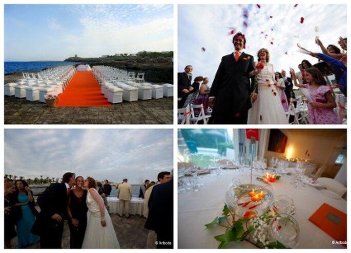 Contratar una Wedding Planner - Pasión Eventos - Fotográfo: Art boda