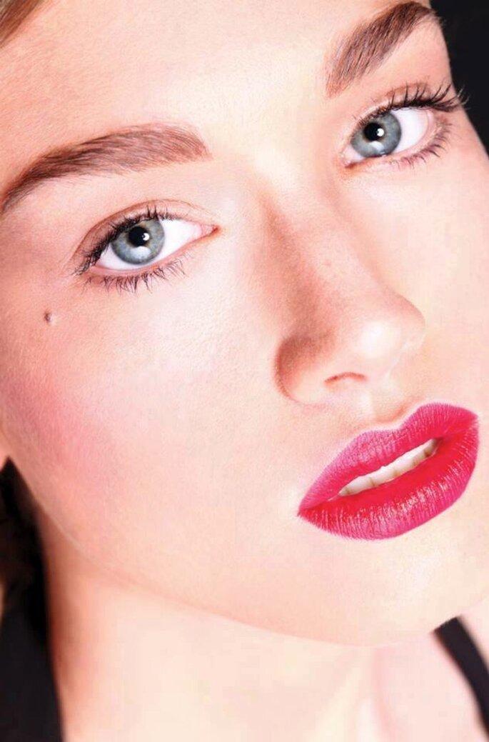 Foto Cristina Silletti via QStudio make-up R.P.