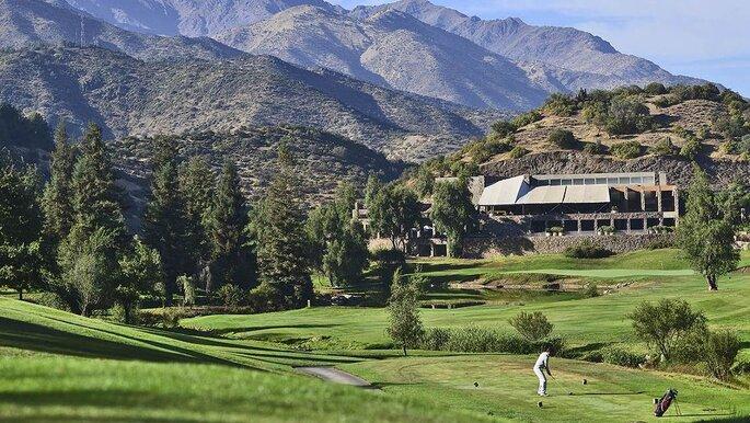 Valle Escondido Golf & Country Club centro de eventos Santiago Metropolitana