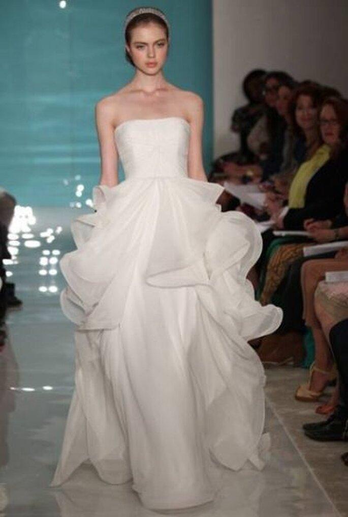 Brautkleid Idee 2013 von Reem Acra