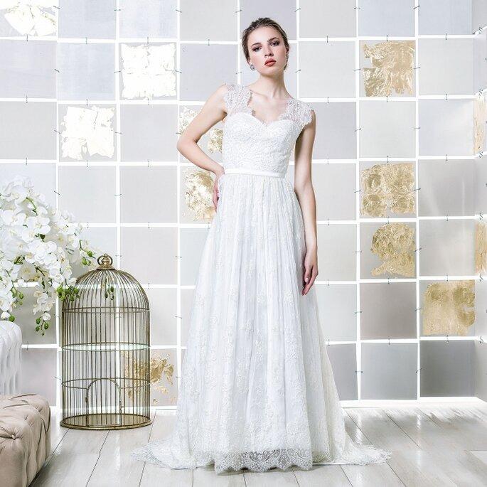 Vestido de noiva. Créditos: Gio Rodrigues