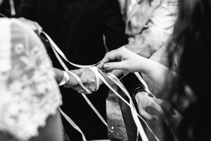 Необычные ритуалы свадебной церемонии: мы за нововведения!