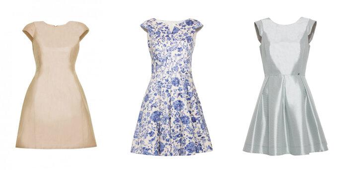 Sukienki z rozkloszowanym dołem z Simple