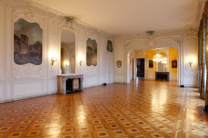Photo : Château de Dangu