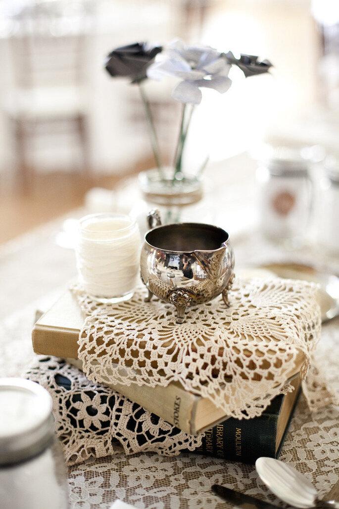 6 detalles básicos para una boda vintage - SMS Photography