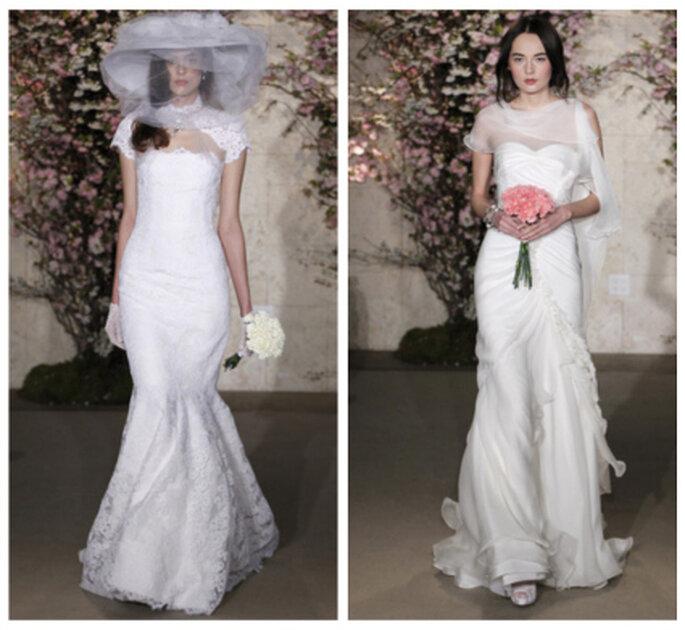 Vestidos de novia Óscar de la Renta