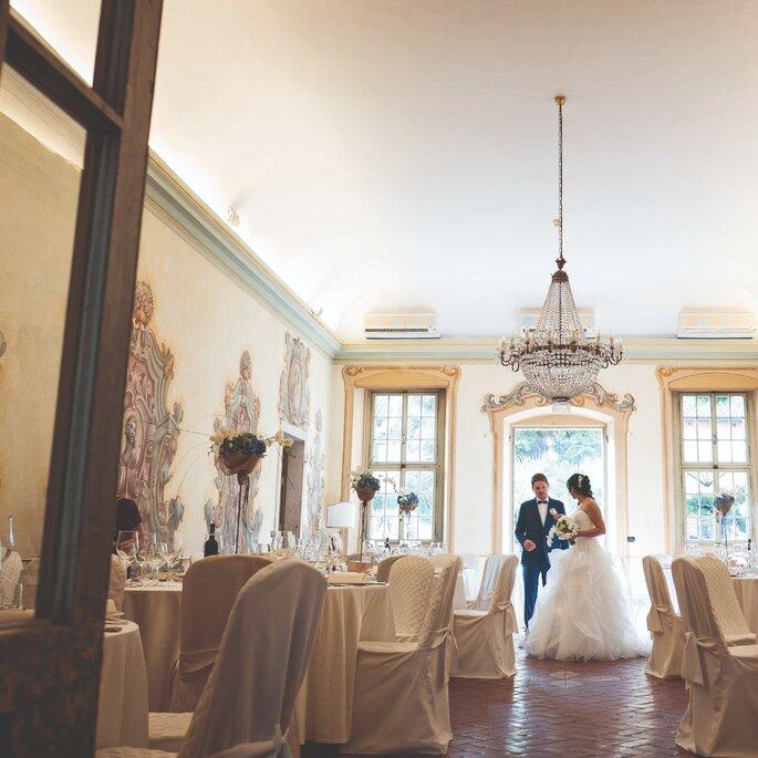 Nozze a Villa Quaranta Tommasi Wine Hotel & SPA
