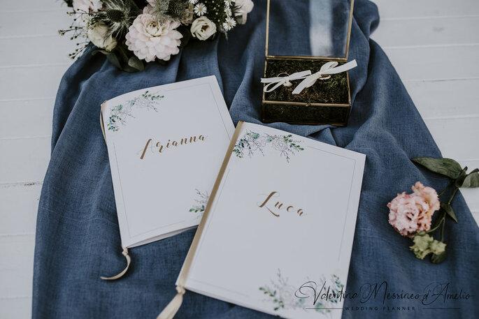 Il Mio Matrimonio Wedding Planners - libretti da messa