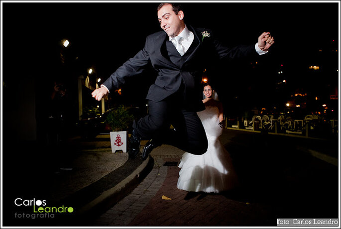 Consejos para elegir el traje del novio. Foto: Carlos Leandro