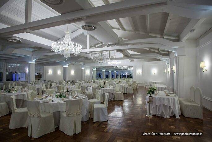 Villa Blanche Ricevimenti