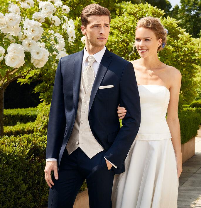 Hochzeitsanzüge für den Bräutigam Hamburg
