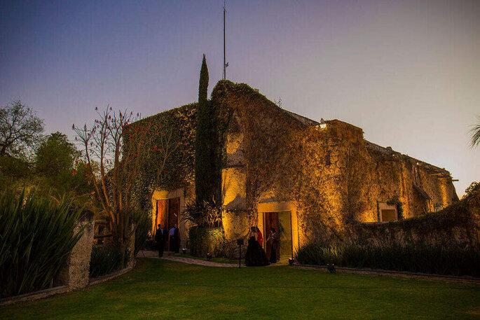 Hacienda La Solariega hacienda para bodas en Querétaro