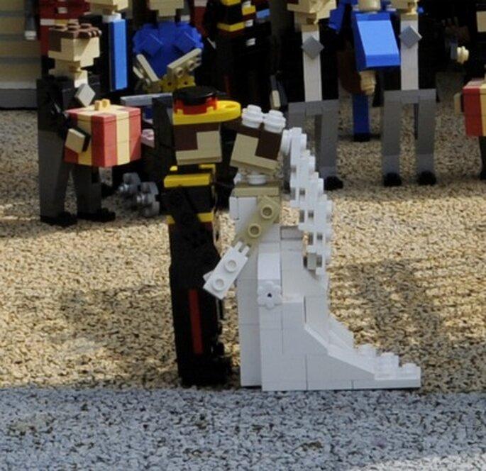 Royal Wedding: Los besos en las bodas reales