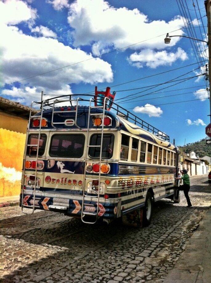 Colores y paisajes increíbles en Antigua - Foto Antigua Guatemala Facebook