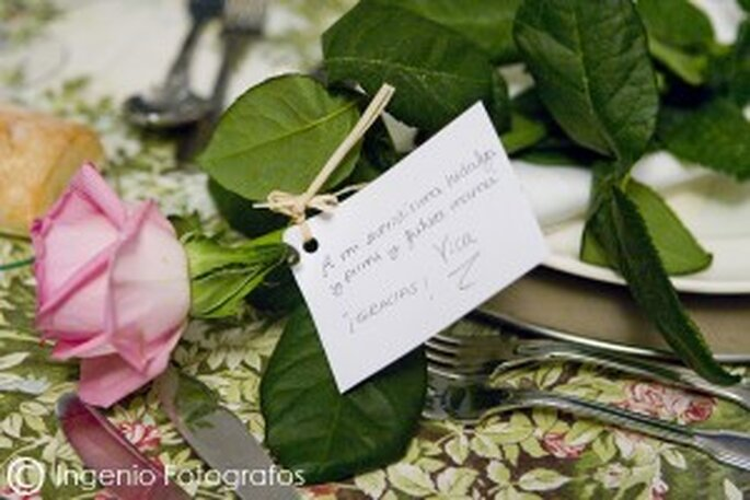 Un wedding planner cuida al máximo todos los detalles de tu enlace