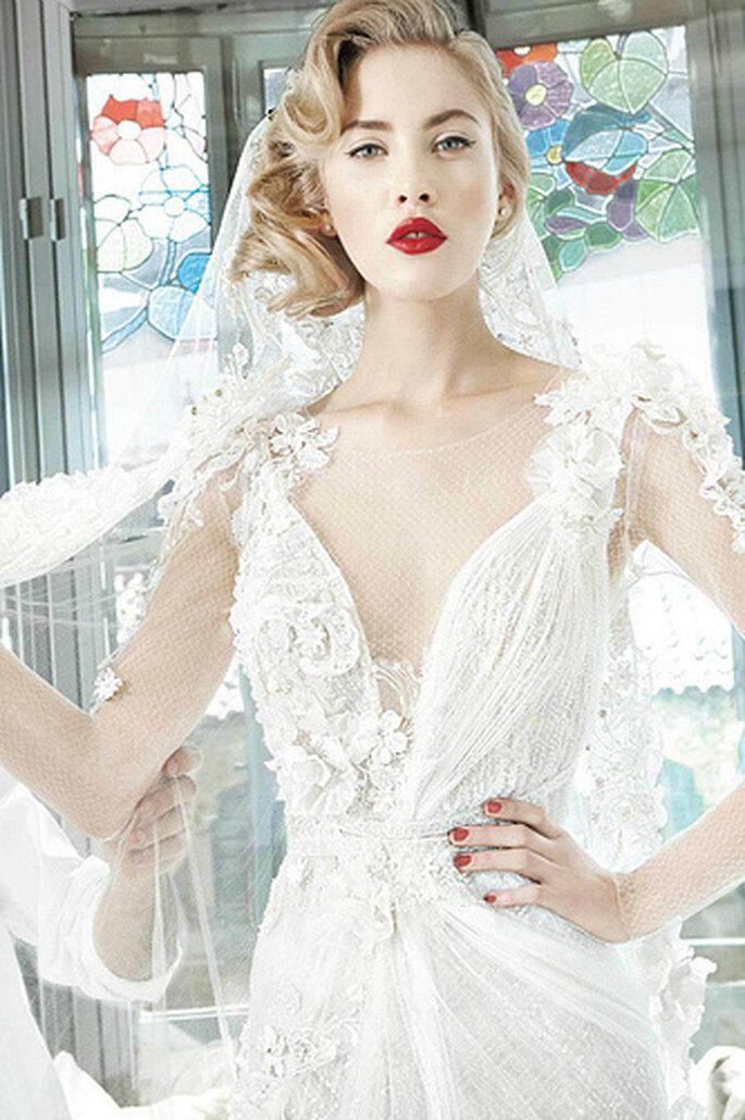Die schönsten Brautschleier 2014