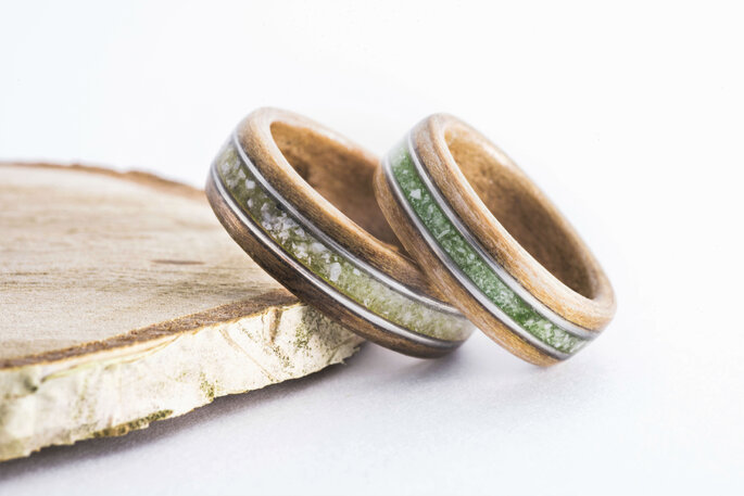 Zaczyk Wood Rings