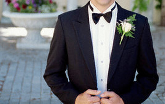 É importante che anche lo sposo sia impeccabile