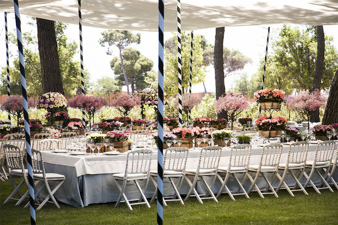 escenarios boda verano