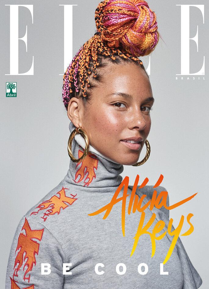 Capa Elle Be Cool