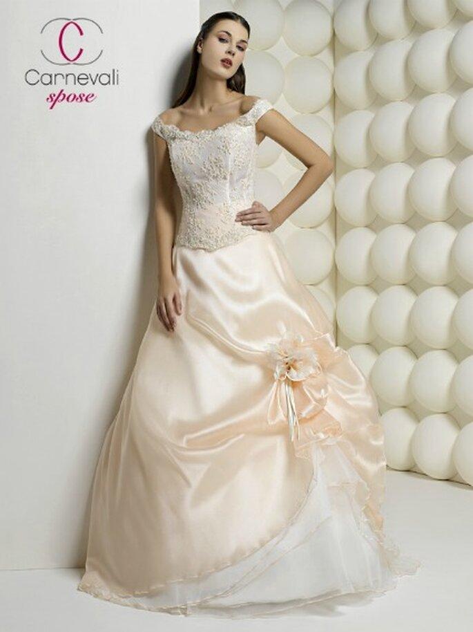 Carnevali Spose Collezione Sophia '12 Romantic Mod. Delizia