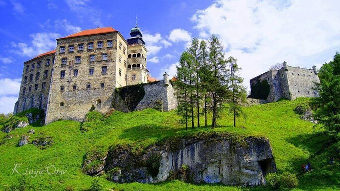Zamek na Pieskowej Skale fot. Kinga Otw