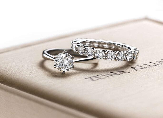 Zeina Alliances - Bijoux mariage