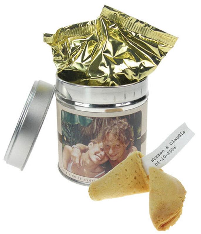 Les caramels personnalisés