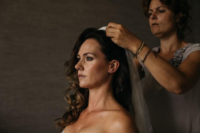 Judy Art of Make-up. Foto: Wianda Bongen Photography
