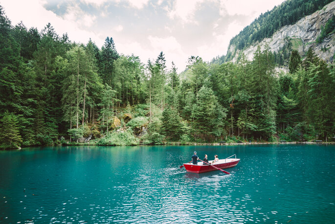 Foto: Andrea Kuehnis Photography, Blausee
