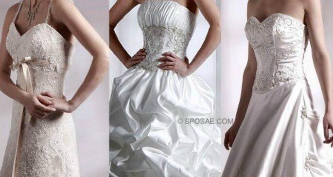 Vestiti Da Sposa 600 Euro.Acquistare L Abito Da Sposa Online Scopri L Alta Qualita Ed I