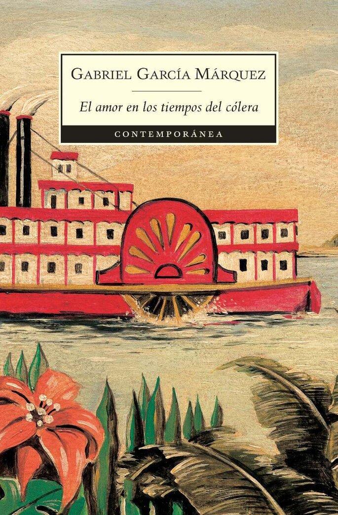 Libro: El amor en los tiempo de cólera