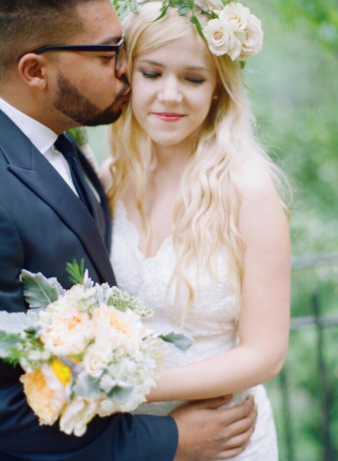 10 cosas que toda novia debe saber antes de la boda - Foto Emily Steffen
