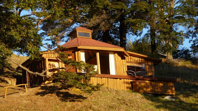 Terra Luna Lodge Patagonia