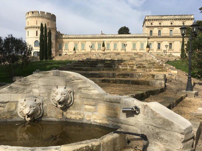 Château de Barbegal - Mariage - meilleurs lieux de réception - Bouches-du-Rhône