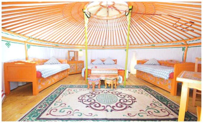 Photo : Le Nomade Lodge