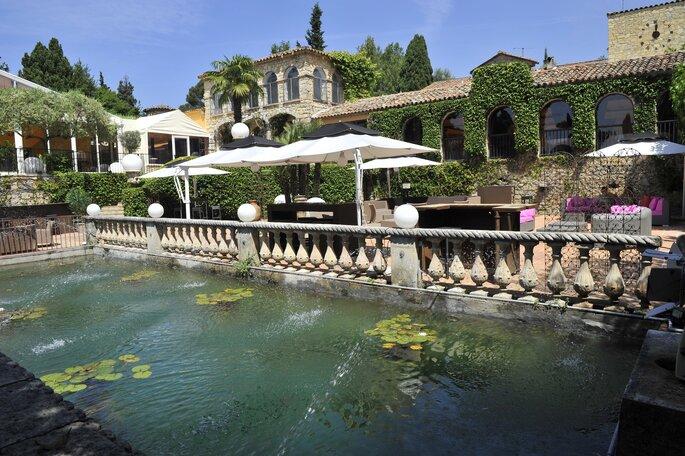 Le Park Mougins - mariage - couple - plein air - PACA - Provence-Alpes Côte d'Azur