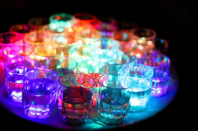 Shots para tu fiesta. Fotos de Pepe Orellana