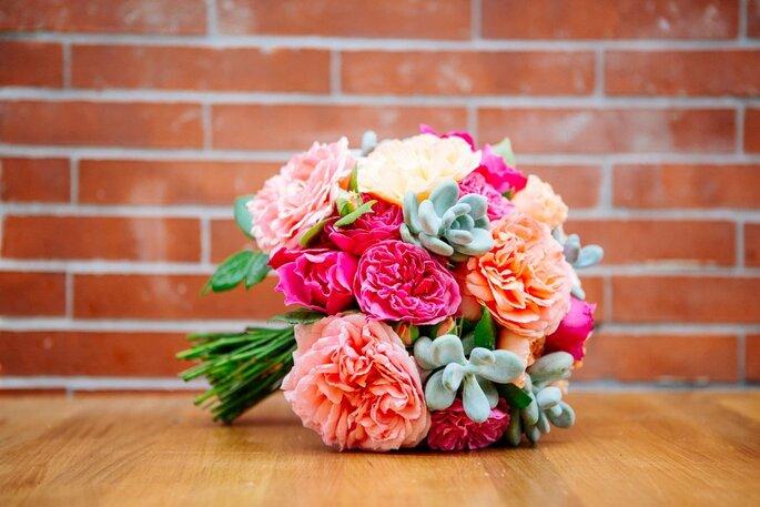 a fleurs et à mesure