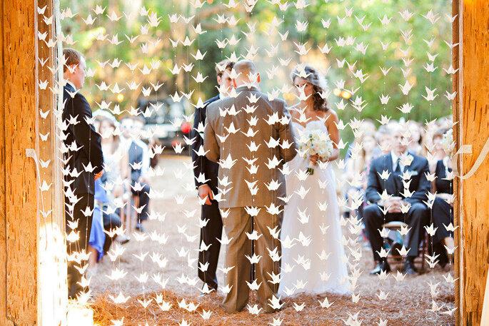 5 ideas innovadoras para decorar tu boda. Foto- Kellan Studios