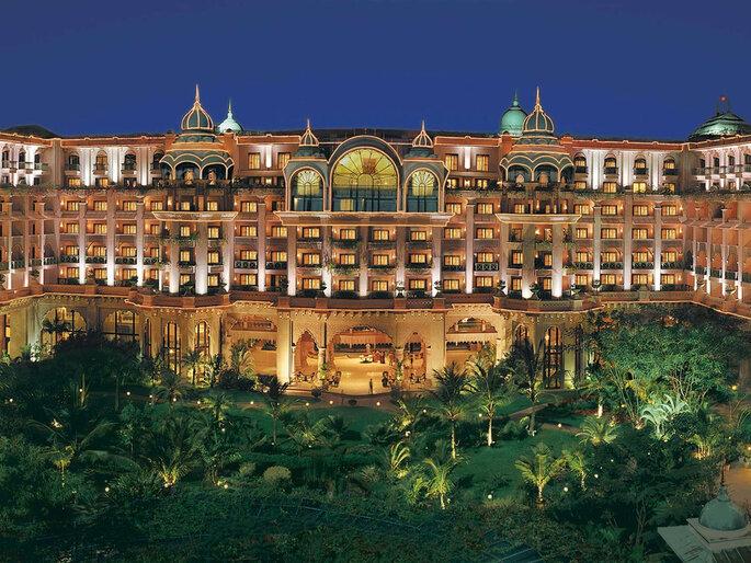 Photo: The Leela Palace.